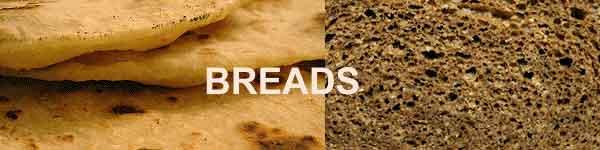 Breads Naan Roti