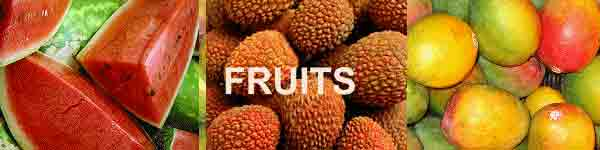 Diet tips - Fruits may be consumed even if they are sweet