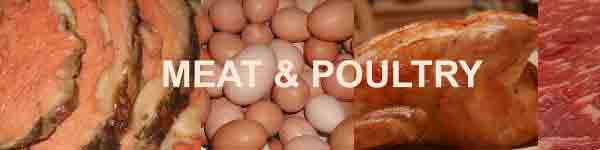 Diet tips - Meat and Poultry products safe for Diabetics