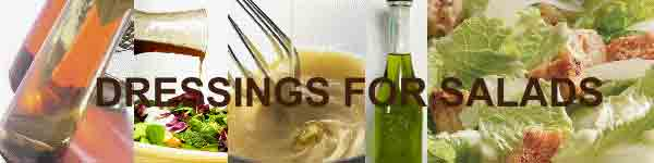 Diet tips - Salad Dressings for diabetics